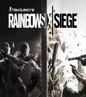 TOM CLANCYS RAINBOW SIX SIEGE -   سییج
