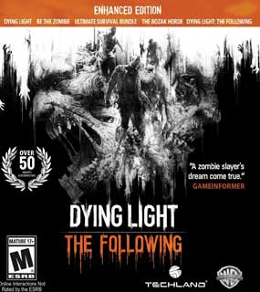 Dying Light The Following -   دایینگ لایت فالوینگ