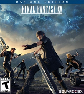 Final Fantasy XV Day one edition -   فاینال فانتزی XV دی وان