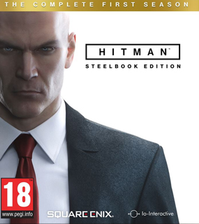 HITMAN THE COMPLETE FIRST SEASON  -   هیتمن