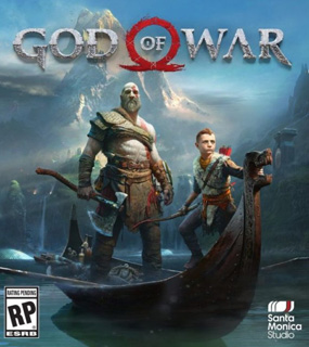 God Of war 4 -   خدای جنگ 4