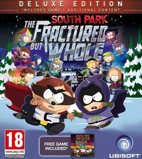 South Park The Fractured but Whole Deluxe Edition -   ساوس پارک