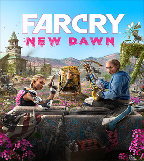 Far Cry New Dawn -   فارکرای نیودان