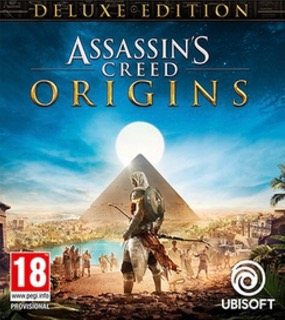 Assassins creed origins deluxe edition -   اساسین کرید اریجینز دیلکس
