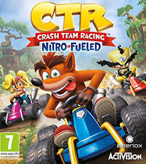 Crash team racing -   کرش